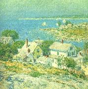 Childe Hassam New England Headlands oil painting picture wholesale
